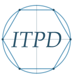 ITPD logo blue